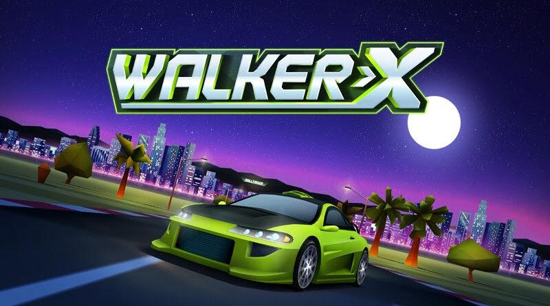 Horizon Chase Mobile Edition - Walker X