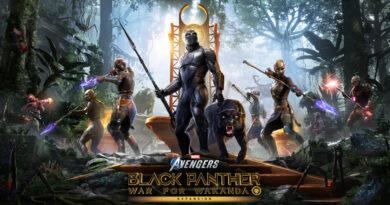 Marvel's Avengers - Black Panther - War for Wakanda