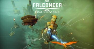 The Falconeer: Edge Of The World