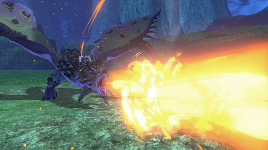 Encontre monstros mais raros e aperfeiçoe seus genes com o Ritual do Legado. (Imagem: Divulgação/Capcom)