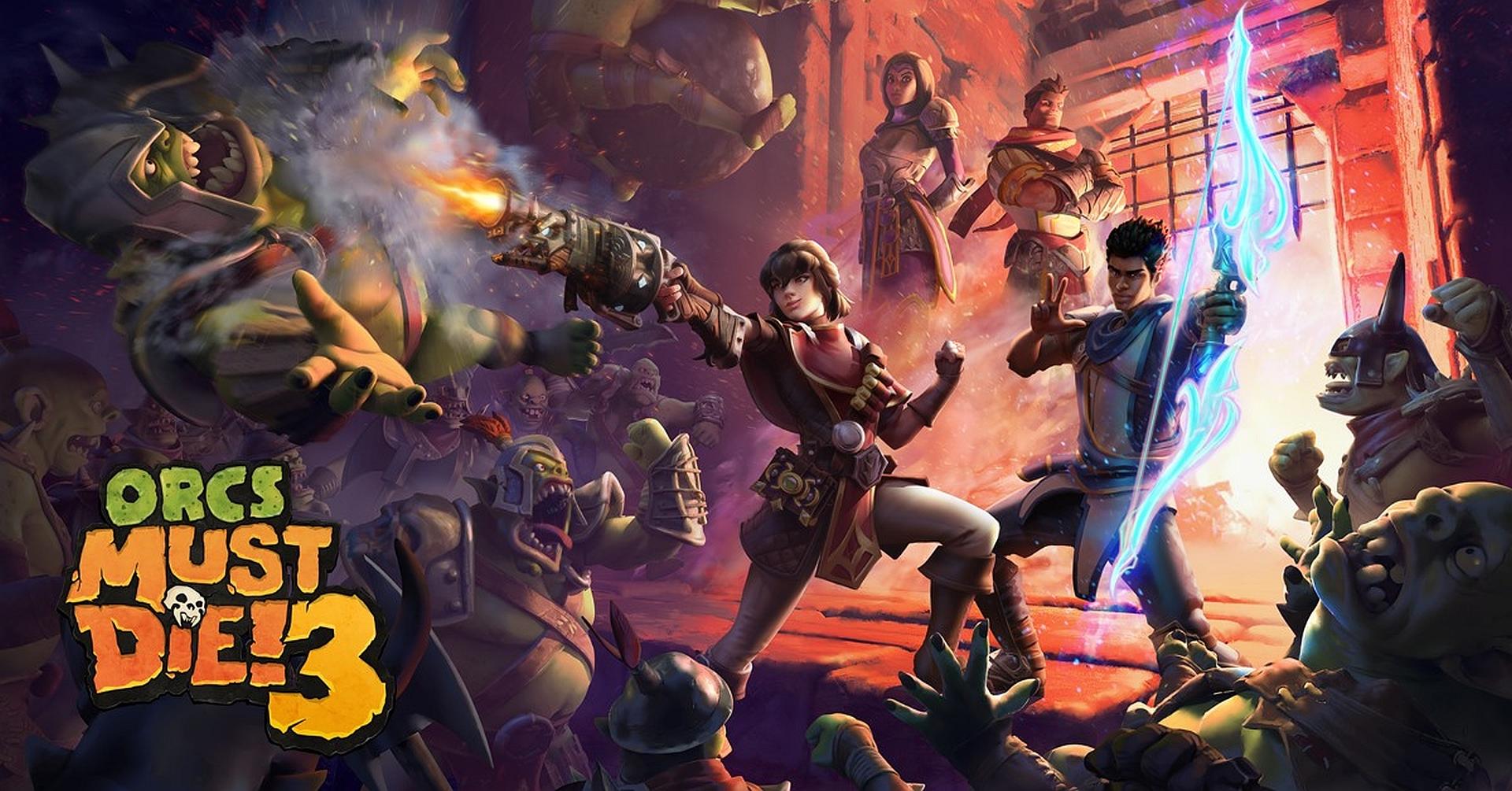 Jogos: Orcs Must Die! 3   Review