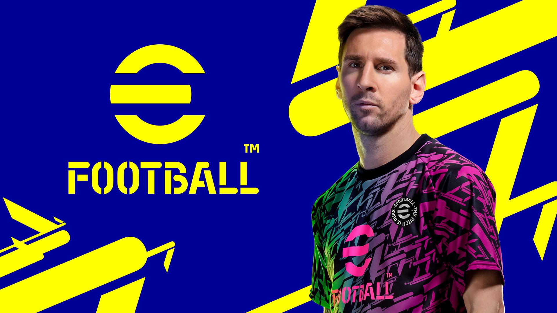 Jogos: eFootball chega no fim de setembro com 9 times