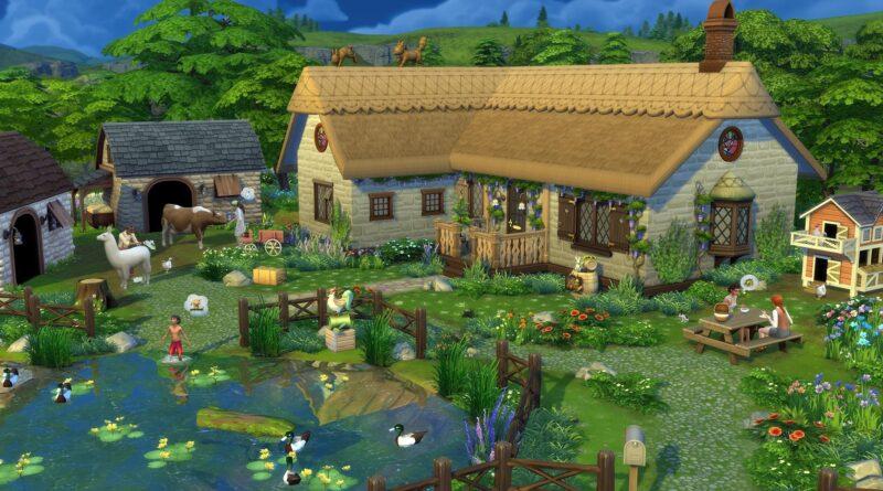The Sims 4: Vida Campestre