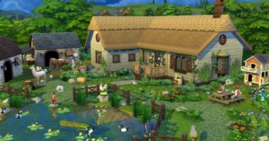 The Sims 4 Vida Campestre