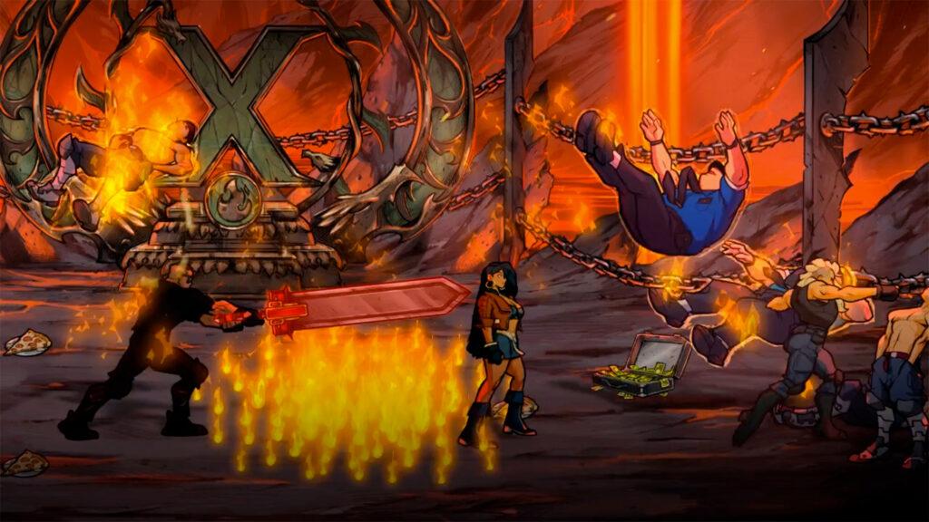 Streets of Rage 4 - O Pesadelo de Mr. X