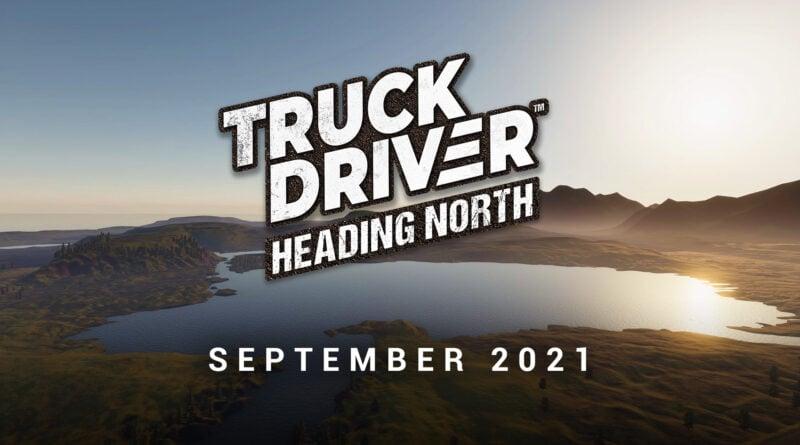 truck driver heading north