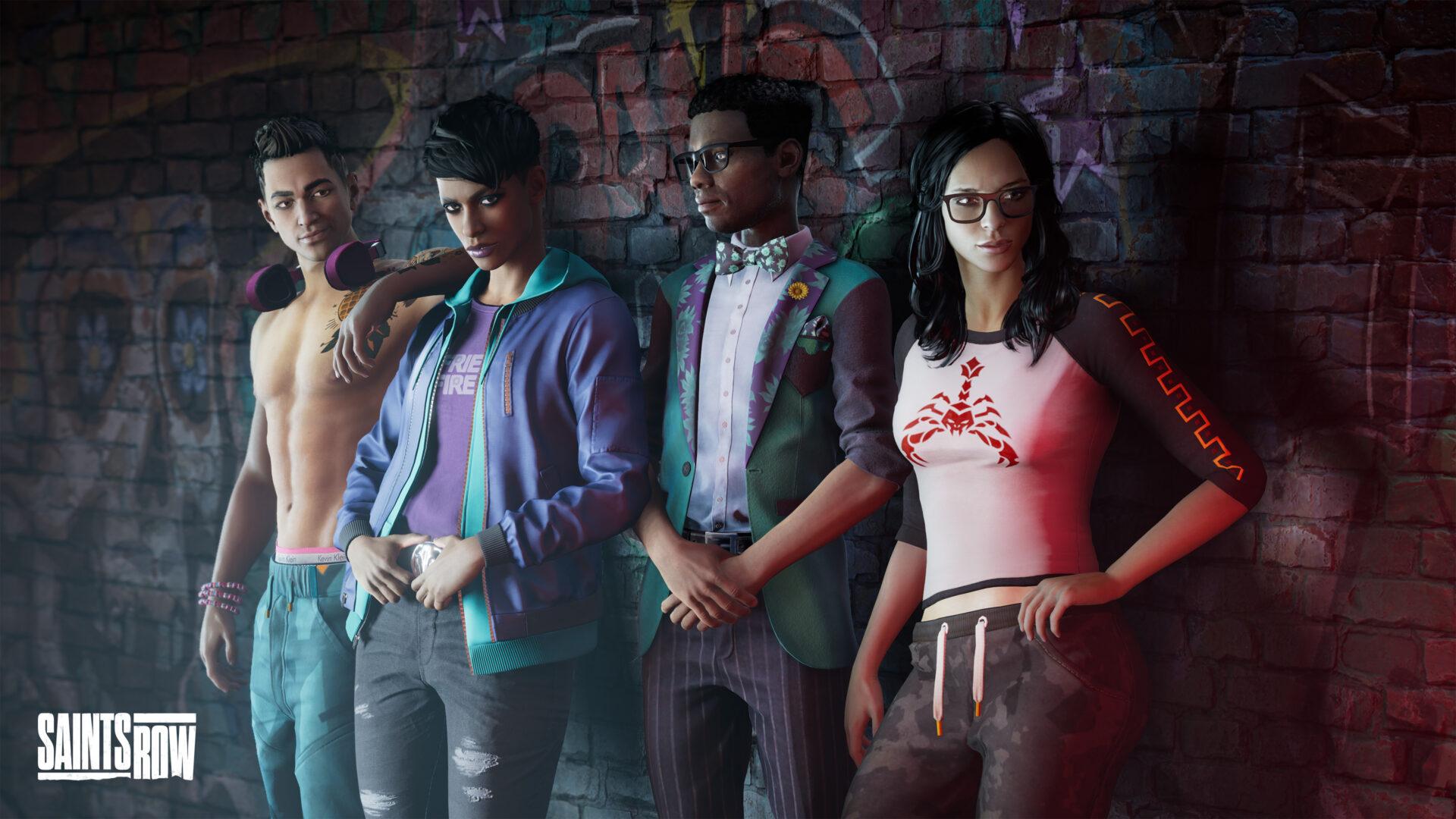 Jogos: Reboot de Saints Row é anunciado durante a Gamescom