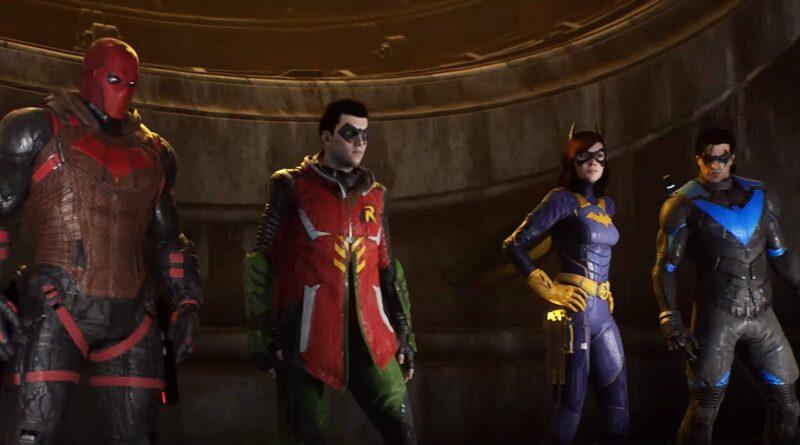 DC Fandome - Gothan Knights