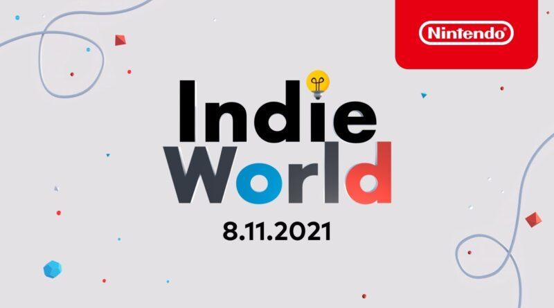 Até o próximo Indie World com mais novidades para o Nintendo Switch! (Imagem: Divulgação/Nintendo)