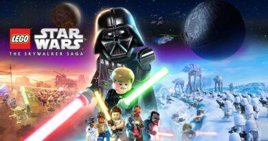 LEGO Star Wars A Saga Skywalker
