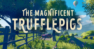 The Magnificent TrufflepigsThe Magnificent Trufflepigs