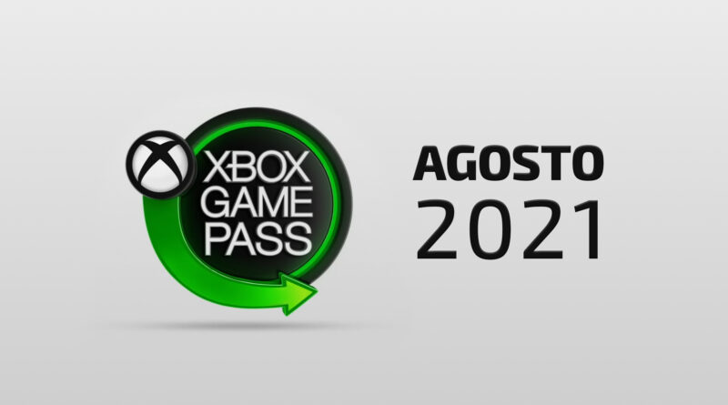 Xbox Game Pass agosto Xbox Game Pass