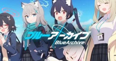 blue archive
