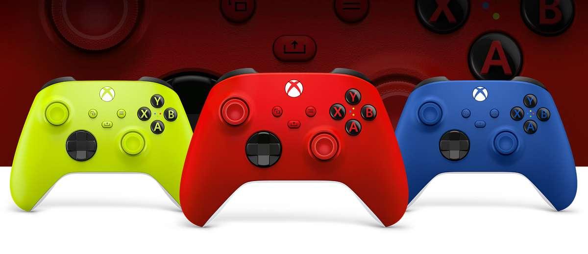 Jogos: Xbox lança novas cores para controles sem fio no Brasil
