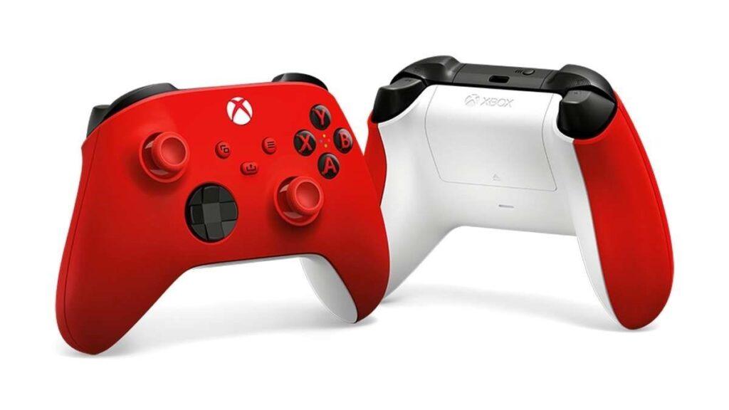 Xbox PulseRed