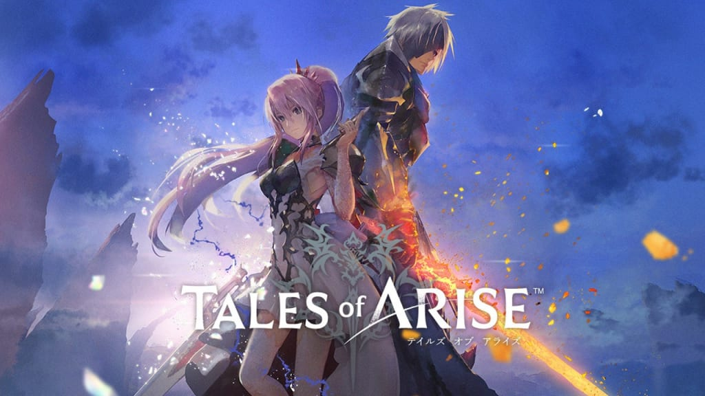 Jogos: Tales of Arise   Review