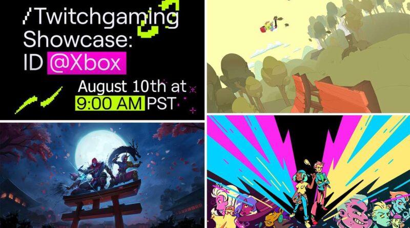 D@Xbox e Twitch Indie Showcase