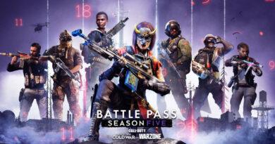 call of duty temporada 5