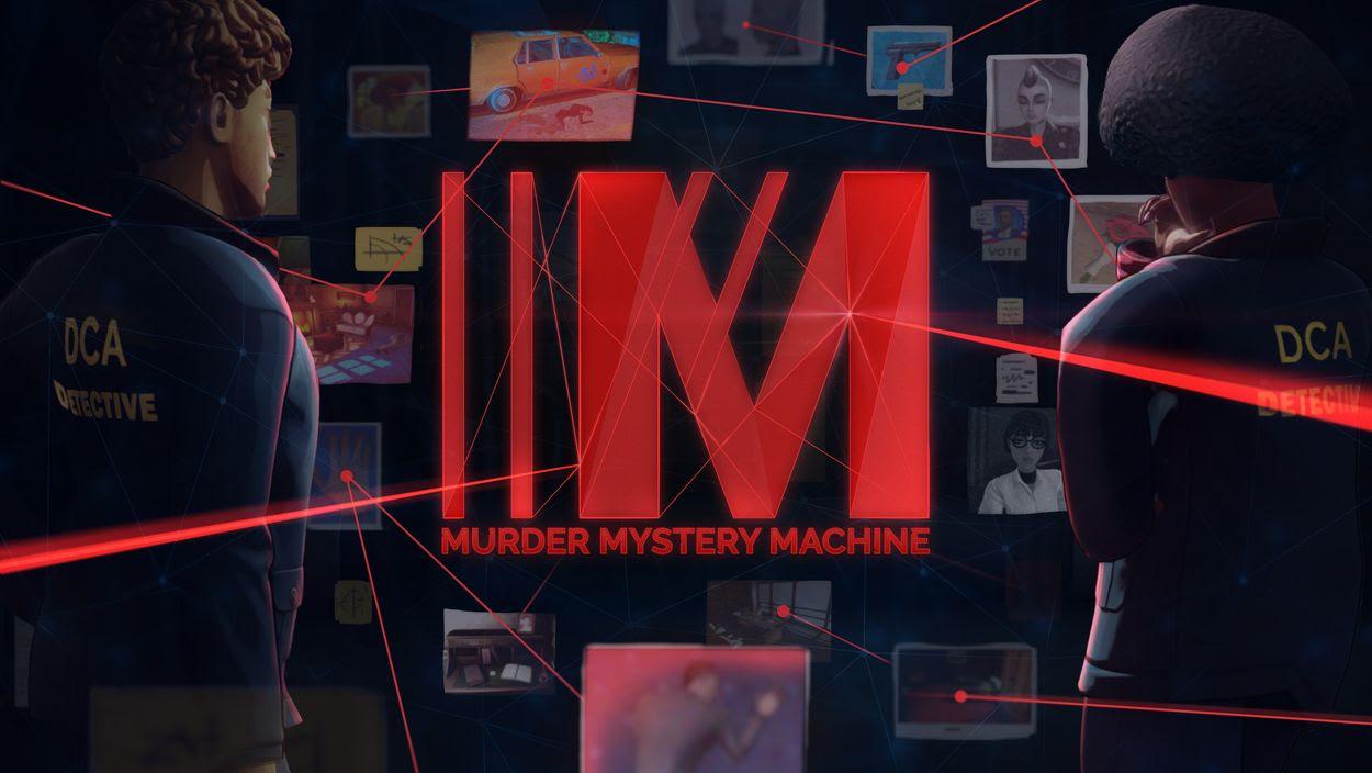 Jogos: Murder Mystery Machine  Review