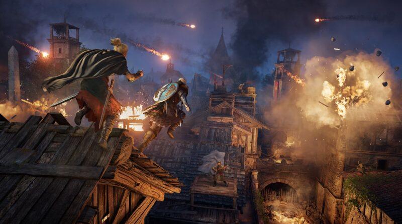 Assassin's Creed Valhalla: O Cerco de Paris