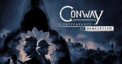 Conway: Disappearance at Dahlia