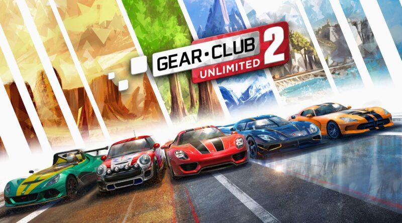 Gear.Club Unlimited 2 - Ultimate Edition