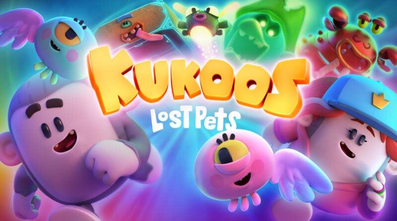 Kukoos - Lost Pets