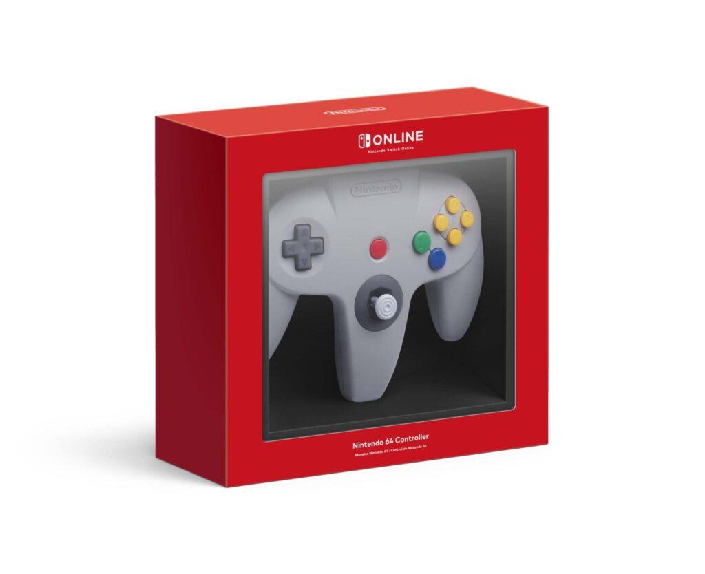 L EX Controller Packshot Nintendo Direct