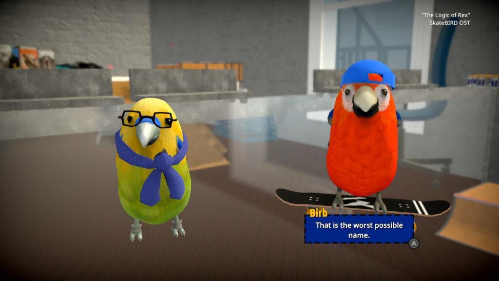 Encontre pássaros de diversas espécies para ganhar missões e prosseguir. (Imagem: Reprodução/Switch)