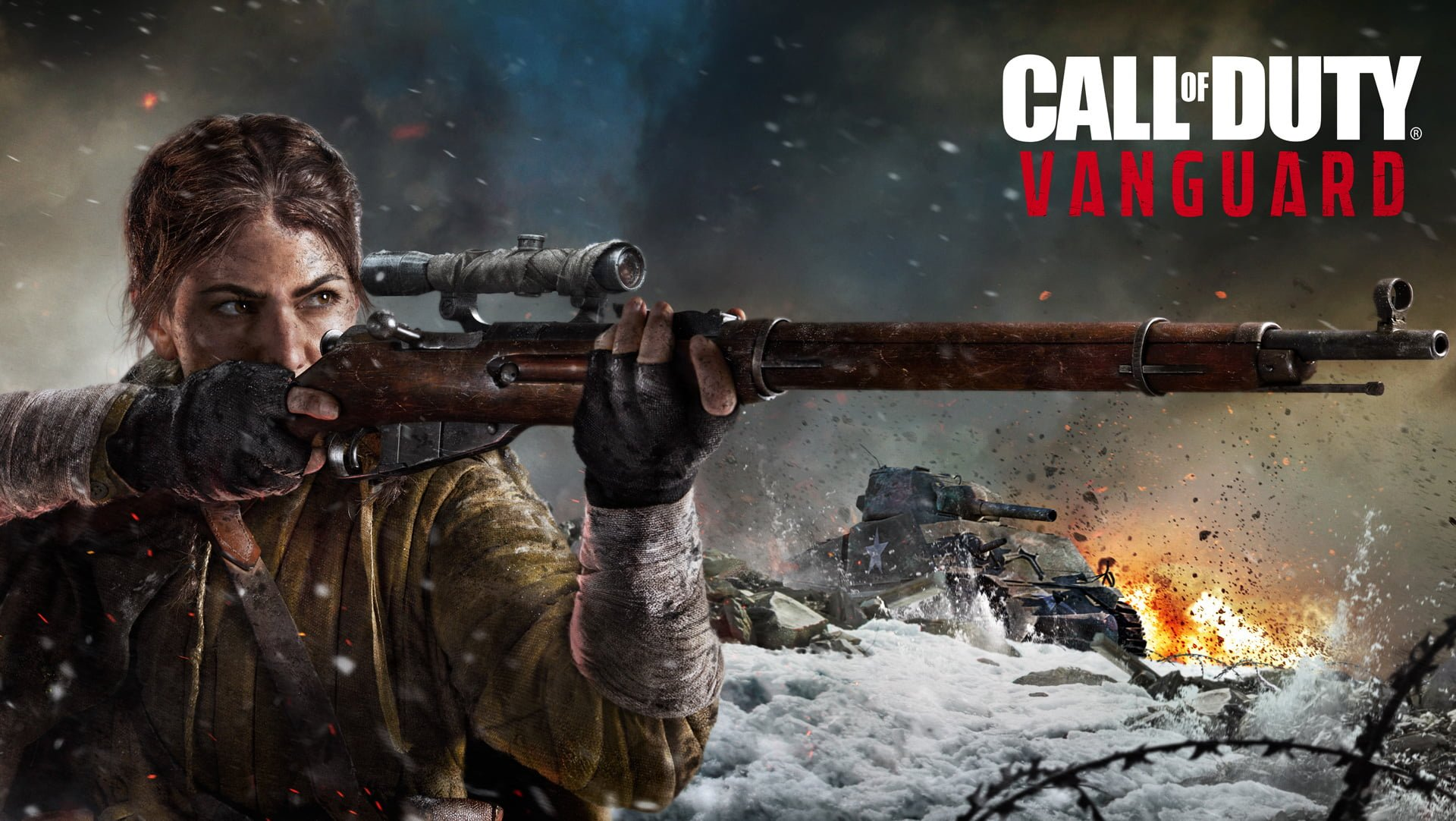 Jogos: Call of Duty: Vanguard   Preview