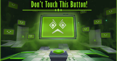 dont touch this button