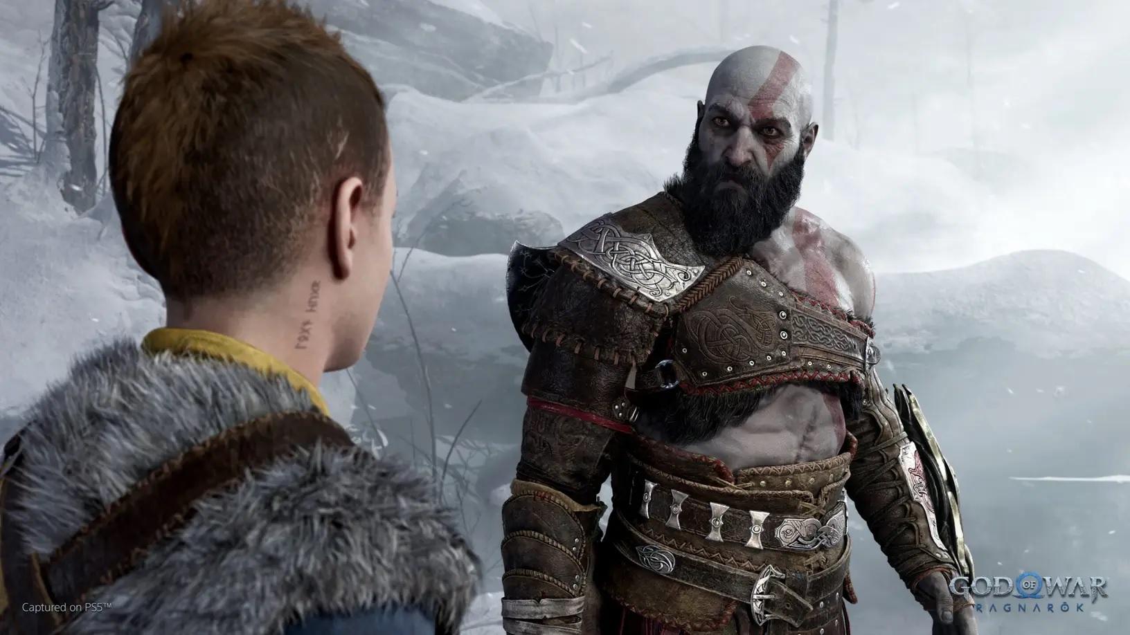Jogos: God of War: Ragnarök é revelado com trailer de gameplay