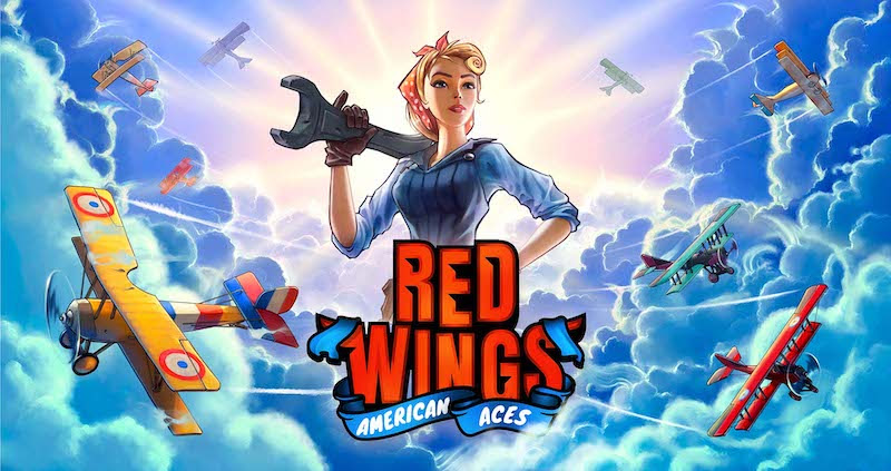 Red Wings: American Aces