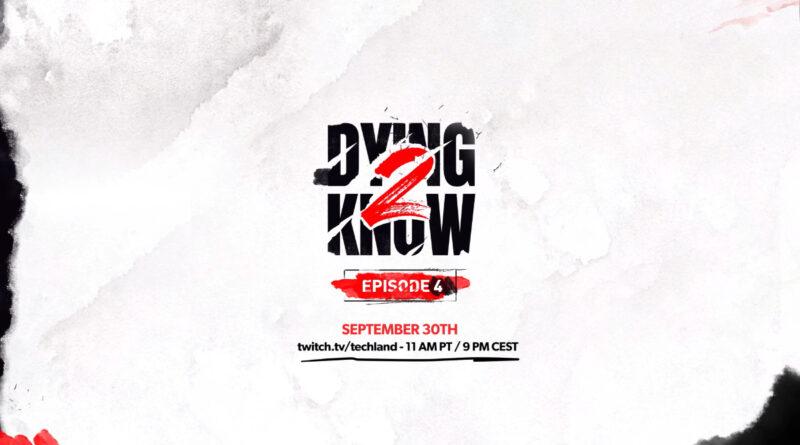 Dying Light 2 - 4º episódio Dying 2 Know
