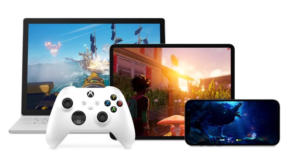 Jogos: Xbox Cloud Gaming é lançado no Brasil em versão Beta