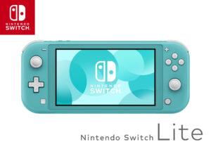 Nintendo Switch Lite é lançado oficialmente no Brasil
