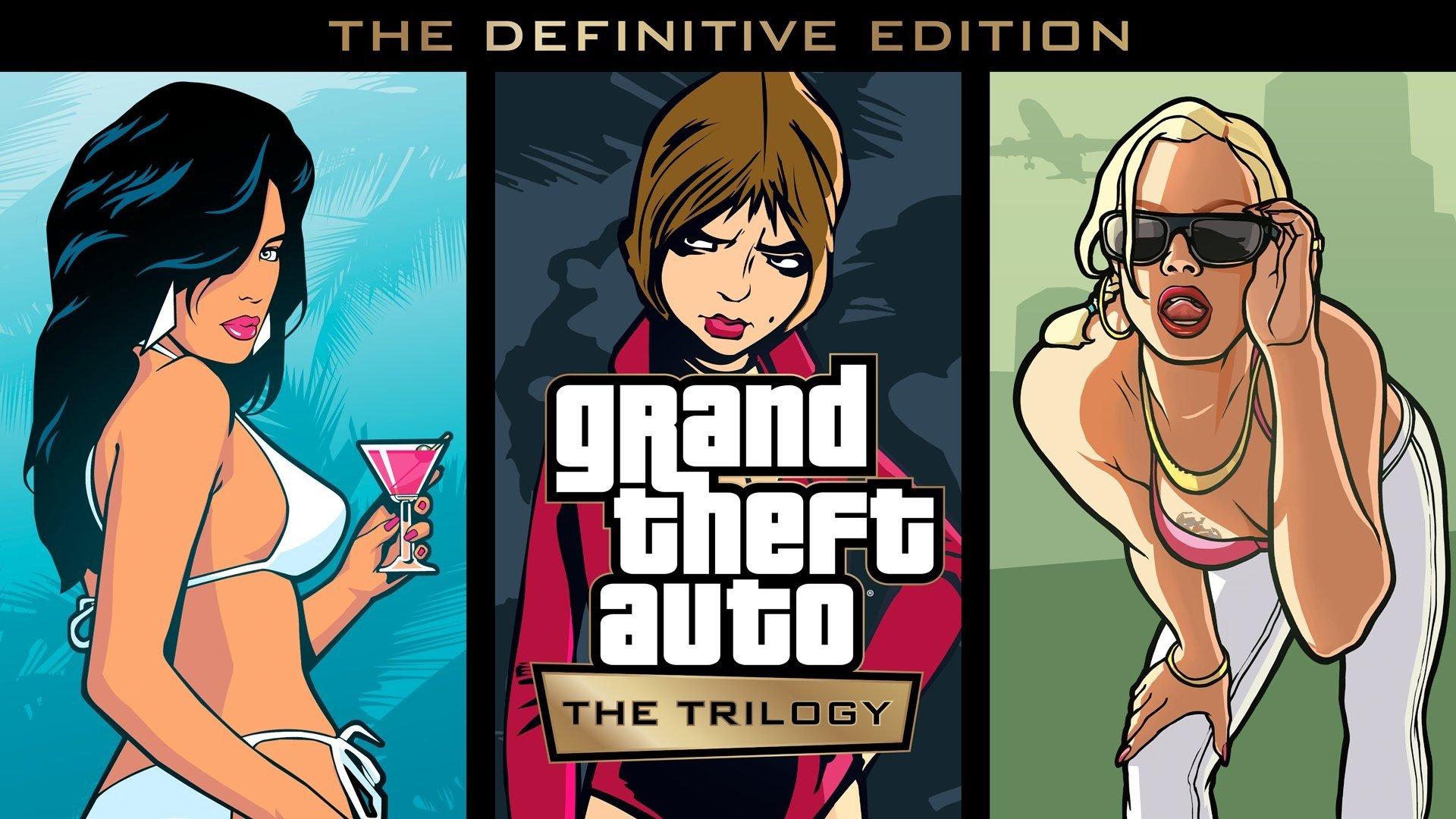Jogos: Grand Theft Auto: The Trilogy – The Definitive Edition é anunciado