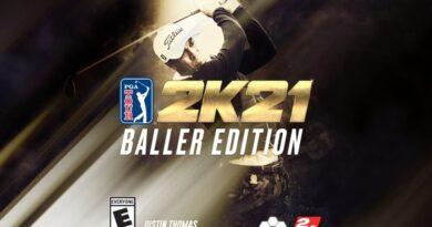 pga tour 2k21 baller edition