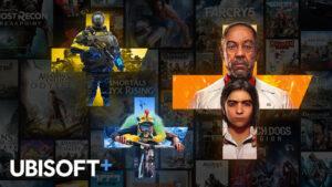 Ubisoft+ é lançado no Brasil por R$ 49,99