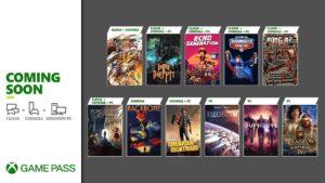 Xbox Game Pass anuncia novidades para o mês de outubro